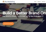 A great web design by JSL Marketing & Web Design LLC, Dallas, TX: