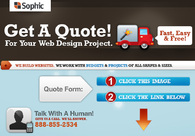 A great web design by Sophic, Denver, CO: