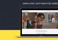 A great web design by K2B Solutions, Chennai, India: