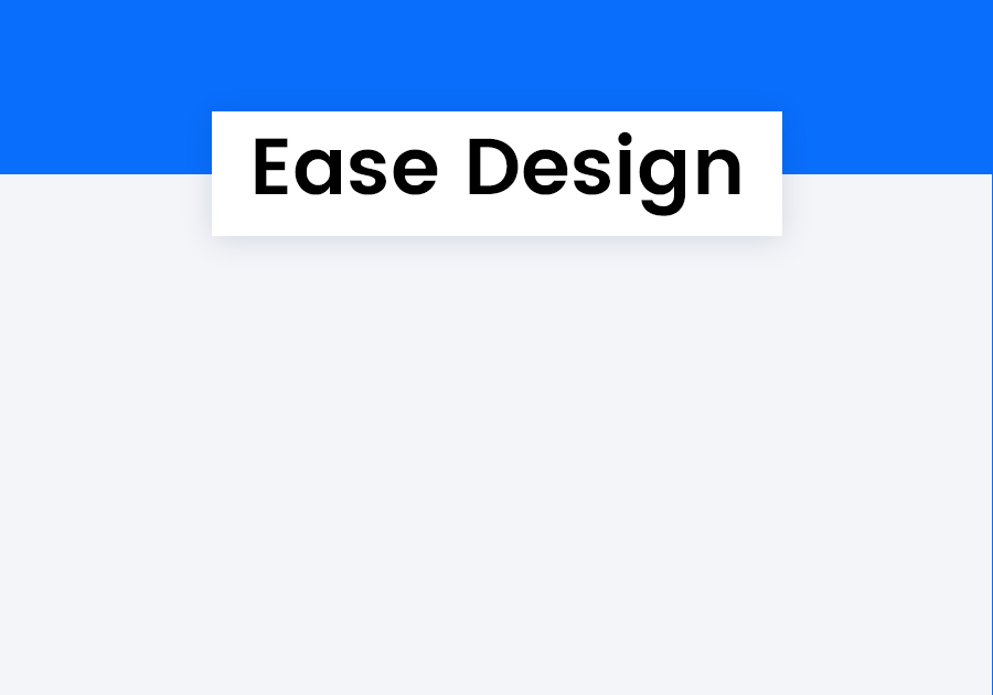 A great web design by Ease Design, Ahmedabad, India: