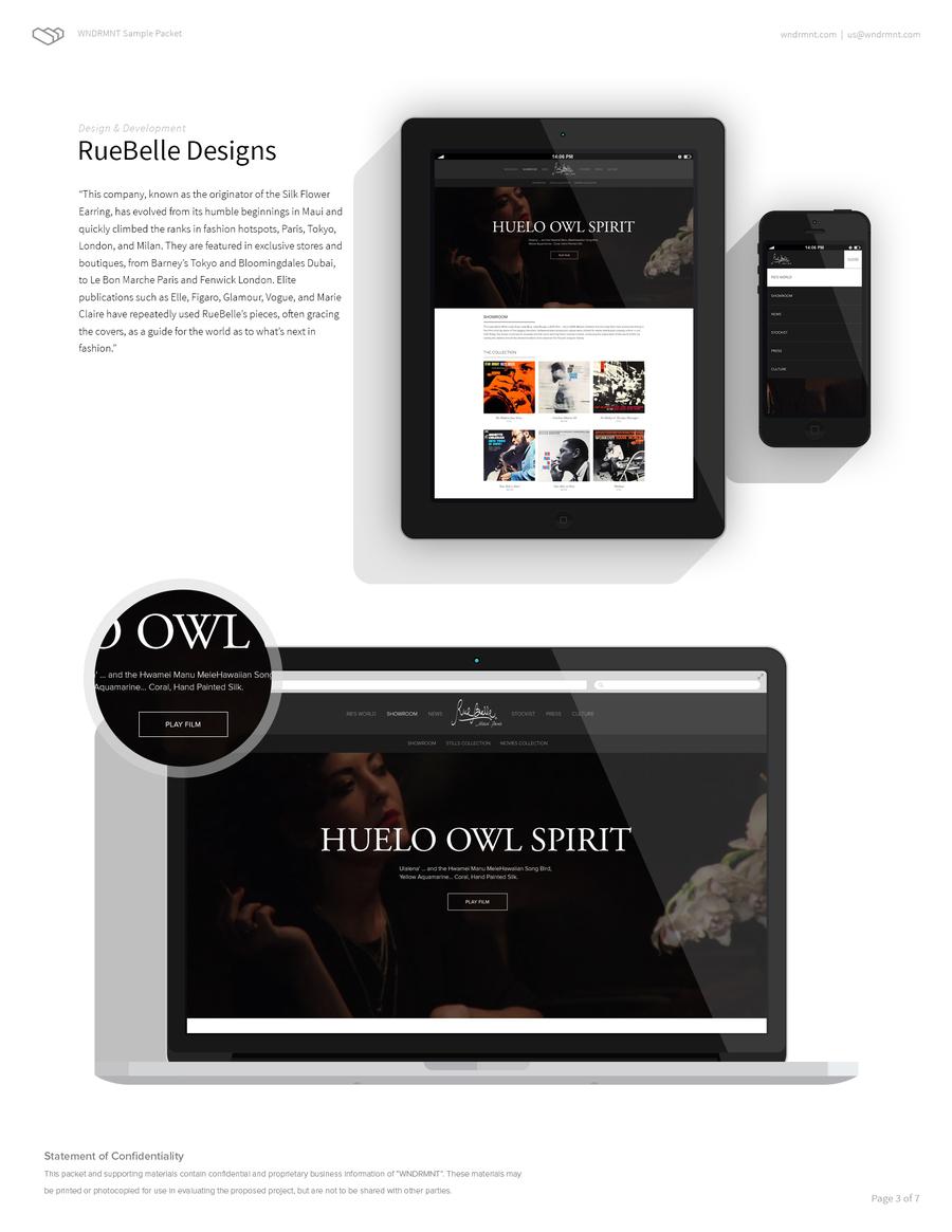 A great web design by WNDRMNT, New York City, VT: Responsive Website, E-Commerce , Health & Beauty , Wordpress