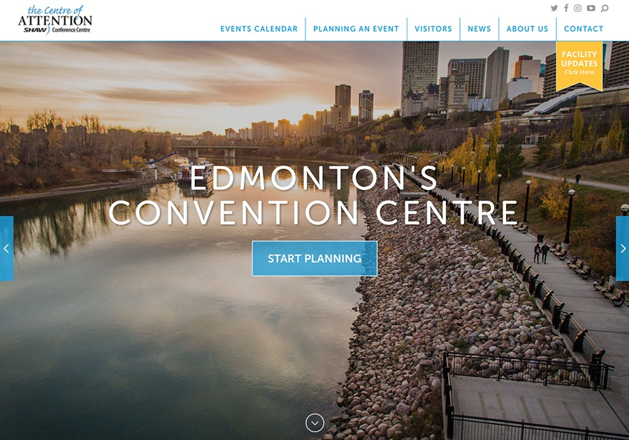 A great web design by Kick Point, Edmonton, Canada: Responsive Website, Marketing Website , Entertainment , Wordpress