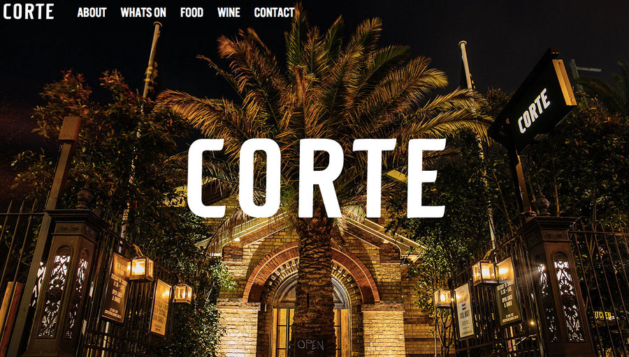A great web design by Soho Creative Group, Los Angeles, CA: Responsive Website, Marketing Website , Restaurants & Bars, Wordpress