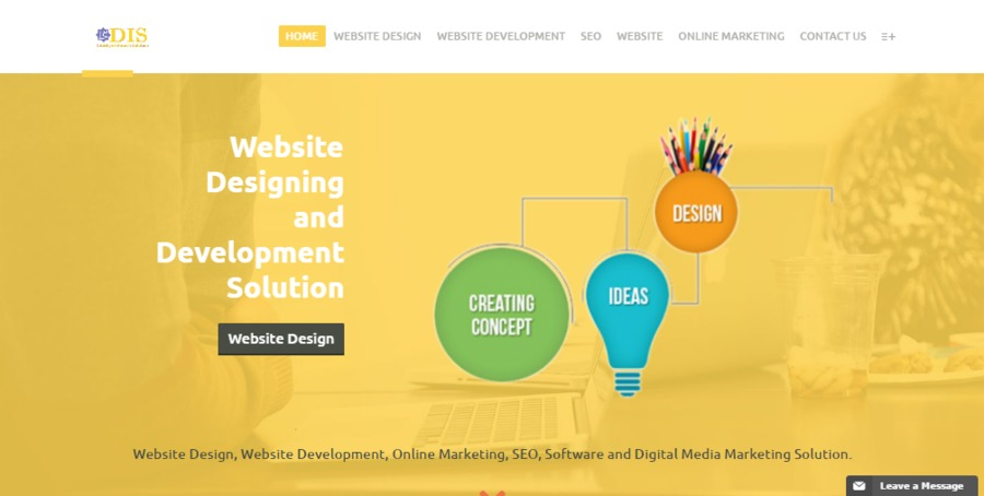 A great web design by Ditathya Infotech Siliguri, Siliguri, India:
