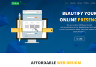 A great web design by WebsiteDesign.Click, Burdwan, India: