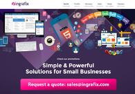 A great web design by Ingrafix, Abu Dhabi, United Arab Emirates: