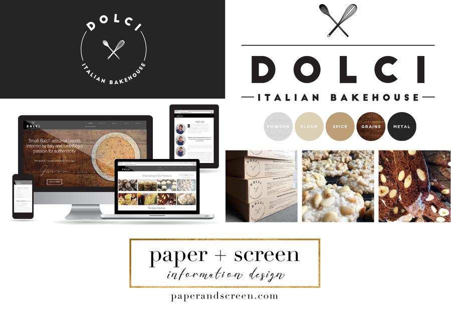 A great web design by Paper + Screen, Seattle, WA: