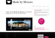 A great web design by Made by Mouses, Zwolle, Netherlands: