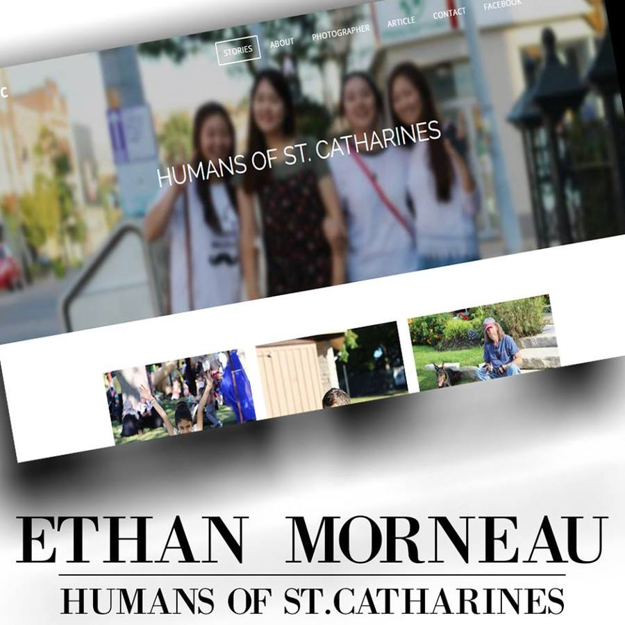 A great web design by ETHAN MORNEAU Web Design, Toronto, Canada: