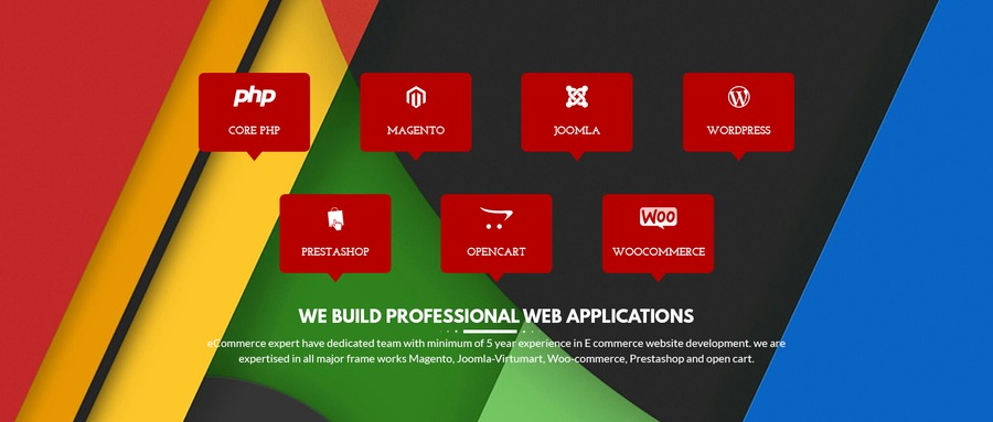 A great web design by Ecommerce Developers Bangalore, Bangalore, India: