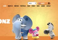 A great web design by Nice Digitals, Salt Lake City, UT: