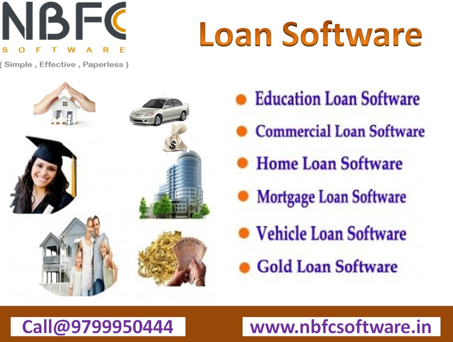 A great web design by NBFC Software, Jaipur, India: