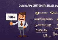A great web design by Blacklupus Digital Advertising Company, Chennai, India: