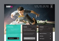A great web design by Kitsune Studio, Liverpool, United Kingdom: Responsive Website, Marketing Website , Sports & Fitness , PHP