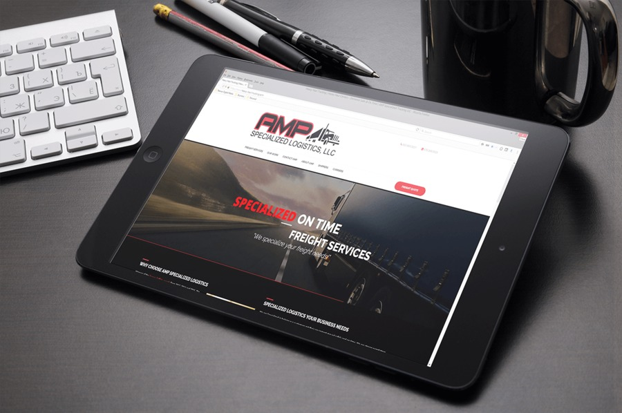 A great web design by Nexxus Designs, Houston, TX:
