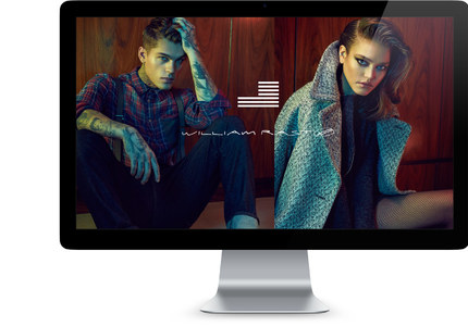 A great web design by GET THE PEOPLE, New York, NY: Responsive Website, Marketing Website , Fashion , Wordpress