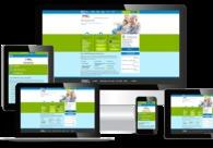 A great web design by Forziati Design, Boston, MA: