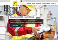 A great web design by Flynaut LLC, Charlotte, NC: