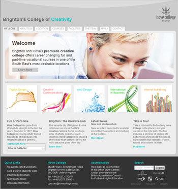 A great web design by W3C Pro, Brighton, United Kingdom: