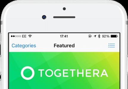 A great web design by Red Davis - Freelance iOS Developer, London, United Kingdom: