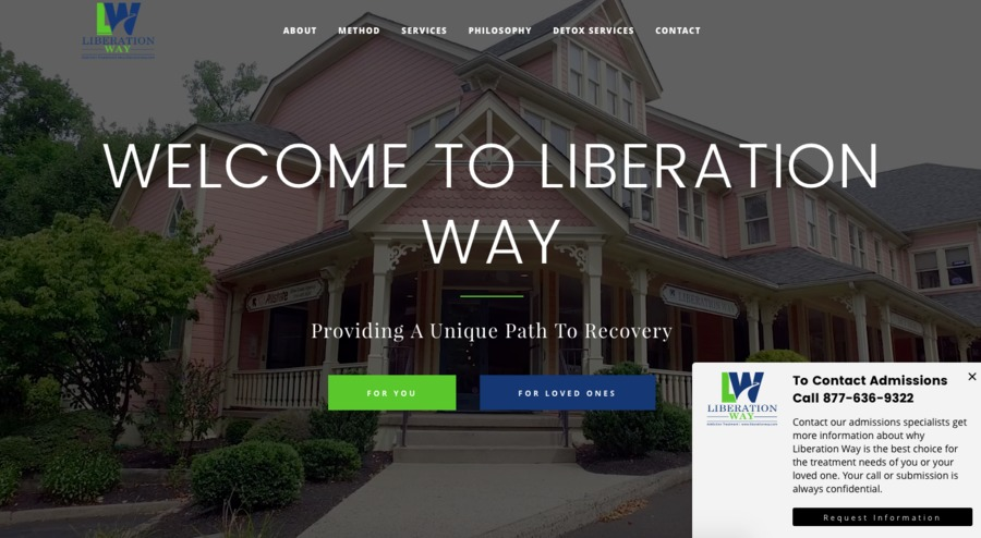 A great web design by Janis Marketing , Philadelphia, PA:
