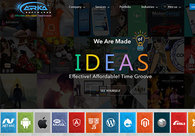 A great web design by ARKA Softwares, Jaipur City, India: