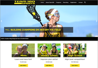 A great web design by MWD Web, Denver, CO: Responsive Website, Marketing Website , Sports & Fitness , Wordpress