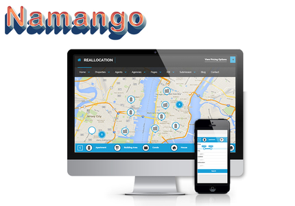 A great web design by Namango Web Development, Los Angeles, CA: Responsive Website, Technology