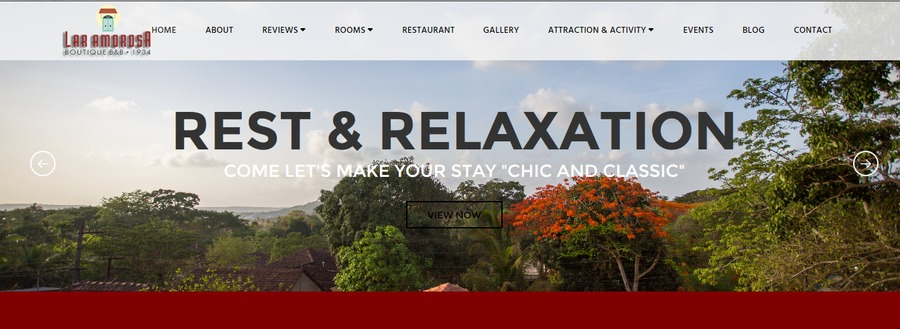 A great web design by ESPRESSOTIVE, Goa, India: