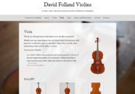A great web design by Sean Hayford Oleary Design, Minneapolis, MN: Responsive Website, Marketing Website , Music , Wordpress