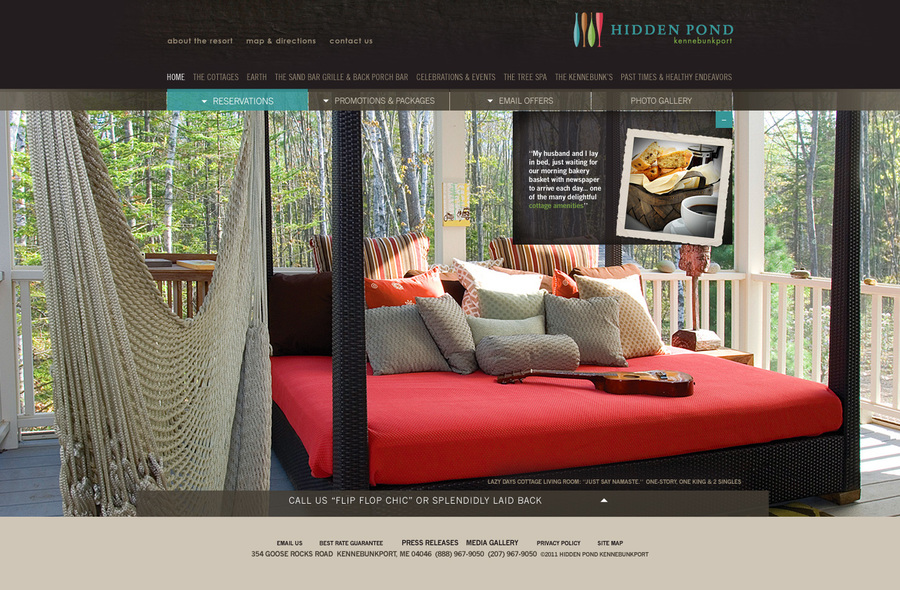 A great web design by BY DESIGN Candi Luciano, Scottsdale, AZ: