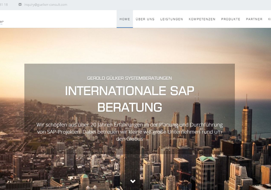 A great web design by Yournet gbR, Emlichheim, Germany: