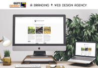 A great web design by 829 Design, Sacramento, CA: