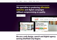A great web design by Expert Web LTD, Rotherham, United Kingdom: