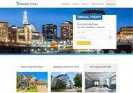 A great web design by Deimos Designs, New York, NY: Responsive Website, Marketing Website , Energy , Wordpress