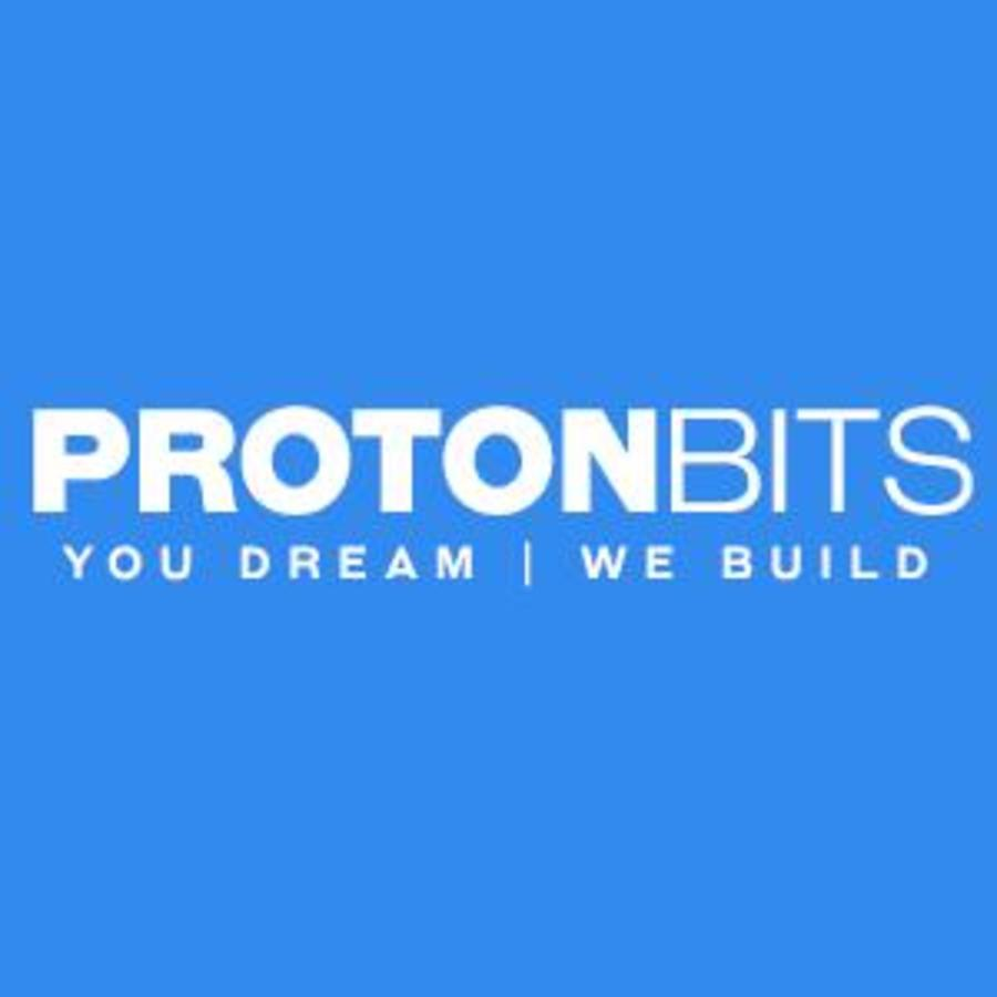 A great web design by ProtonBits Softwares, Ahmedabad, India: