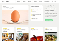 A great web design by Folosophy, Rochester, NY: Website, Blog , Internet , Wordpress