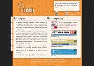 A great web design by Freido, Sofia, Bulgaria: