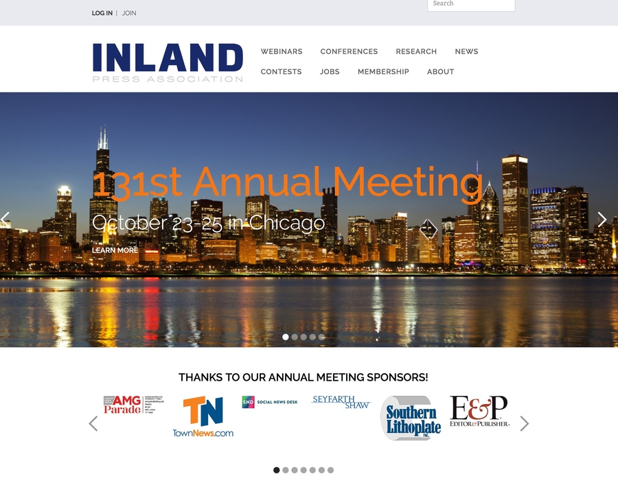 A great web design by Creative Circle Media Solutions, Providence, RI: