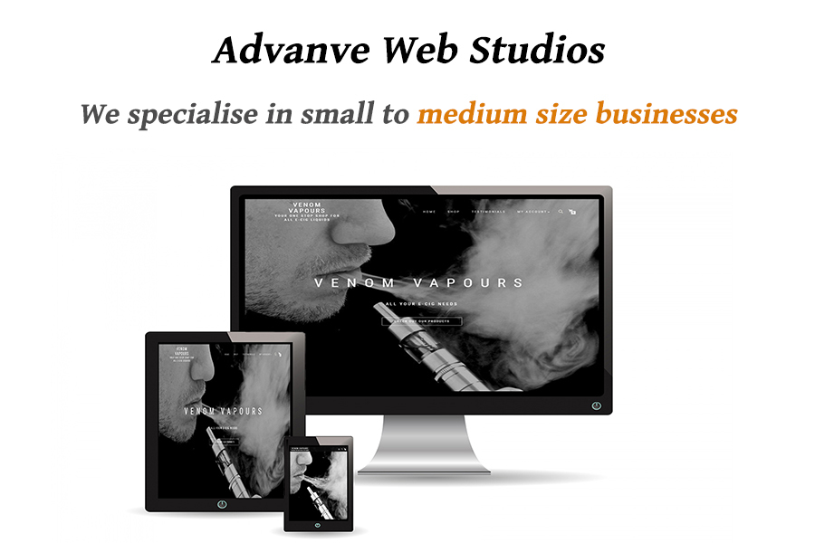 A great web design by Advance Web Studios, Perth City, Australia: