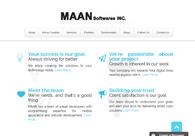 A great web design by MAAN Softwares INC, Lewes, DE: