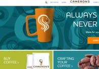 A great web design by Cazarin Interactive, Minneapolis, MN: