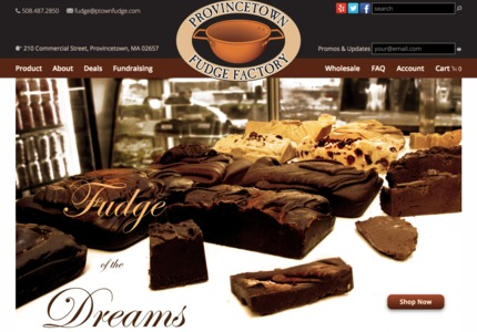 A great web design by Slabmedia, Boston, MA: Responsive Website, E-Commerce , Food & Beverage , PHP