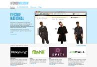 A great web design by AFONSOWILSSON, Stockholm, Sweden: