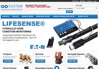 A great web design by Blue Fin Digital, Charlotte, NC: