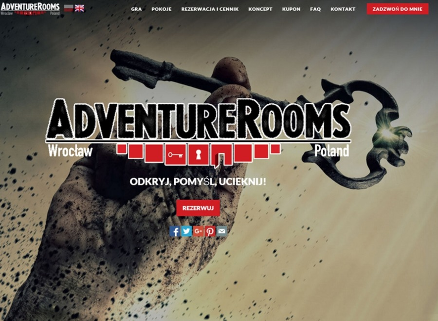 A great web design by Wezom Studio, Chicago, IL: