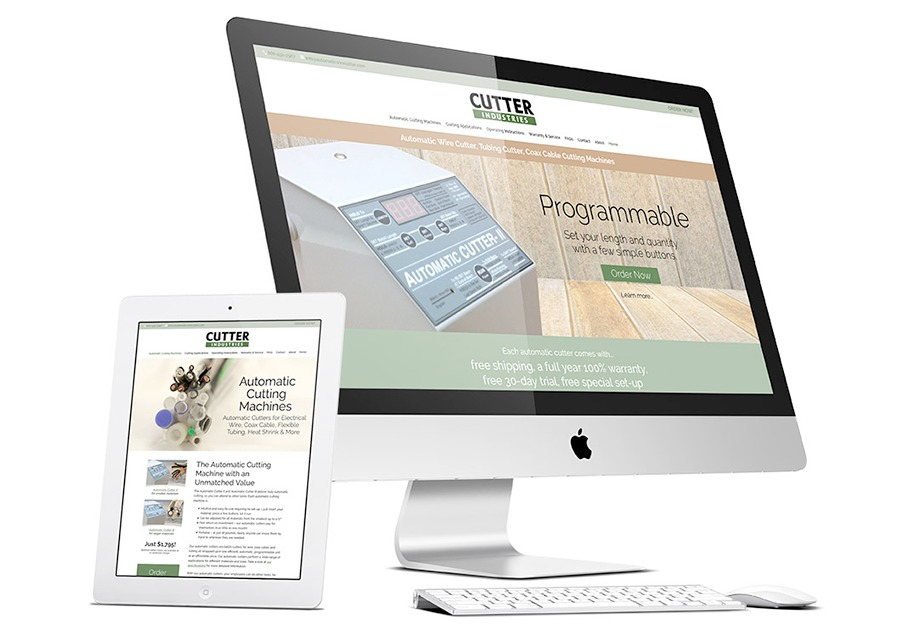 A great web design by White Light Concepts, LLC, Branson, MO: Responsive Website, Marketing Website