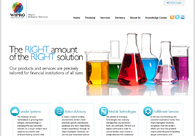 A great web design by Olesman Development, Jacksonville, FL: