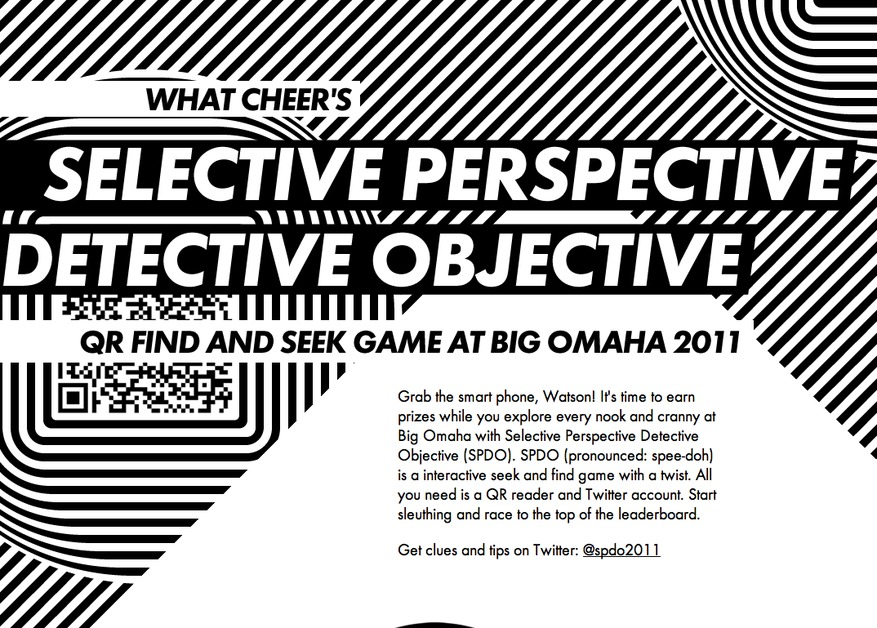 A great web design by What Cheer, Omaha, NE: