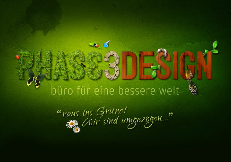 A great web design by Phase 3 Design, Stuttgart, Germany: